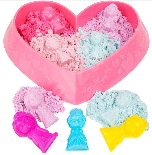 Princess Sparkle Sand Fun - Modelovací hmota