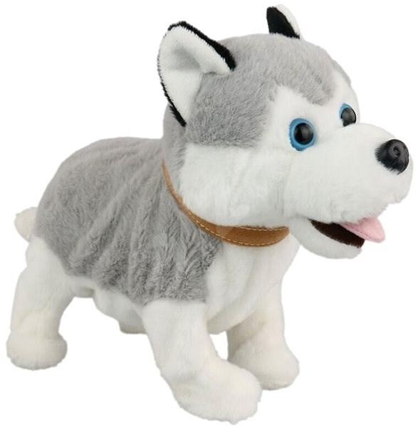 Ťapka - Husky - Interaktivní hračka