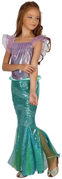 ca56d1c325f4 Kostým Mořská Panna - zelená vel. L - Dětský kostým