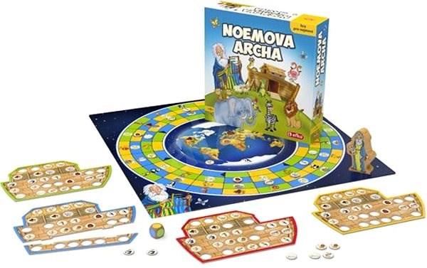 Noemova archa - Společenská hra