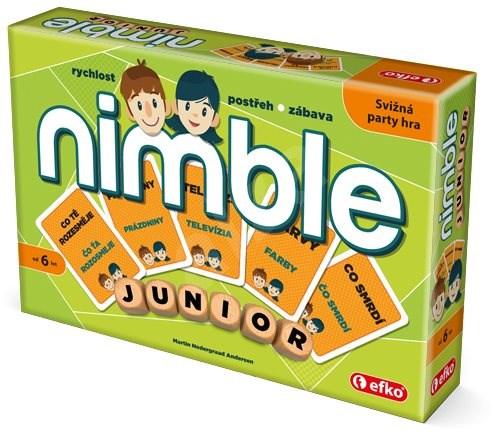 Nimble - Junior - Společenská hra