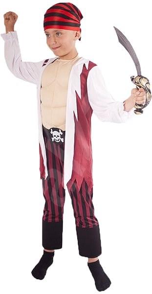 Kostým Pirát se šátkem vel. M - Dětský kostým  e6c5585f21f