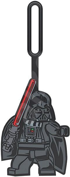 LEGO Star Wars Darth Vader - jmenovka - Jmenovky na zavazadlo