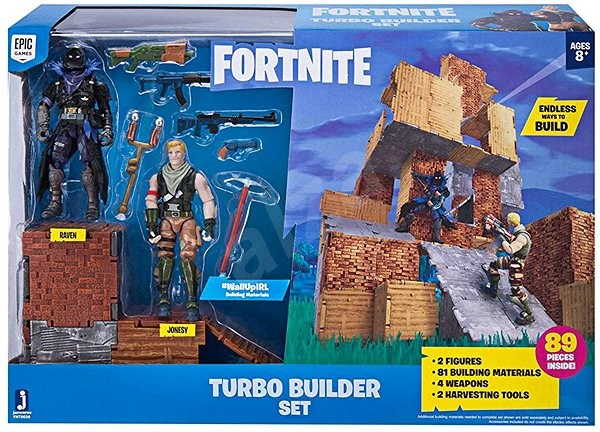Fortnite Turbo stavítel - Figurky