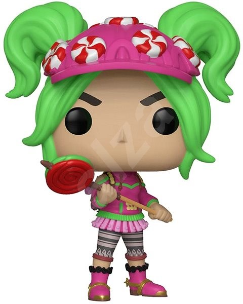 Funko Pop Games: Fortnite S2 - Zoey - Figure