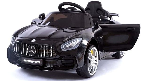 Mercedes-Benz GTR černé - Dětské elektrické auto