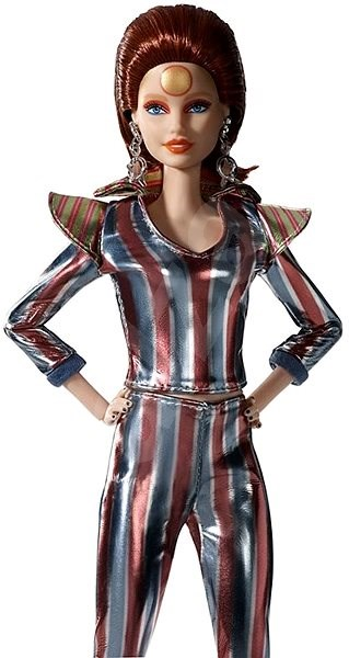 Barbie David Bowie - Panenka