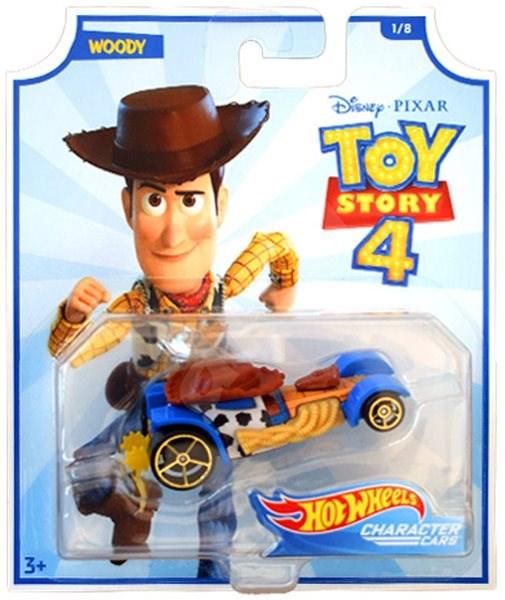 Hot Wheels Toy story: Příběh hraček - Auta