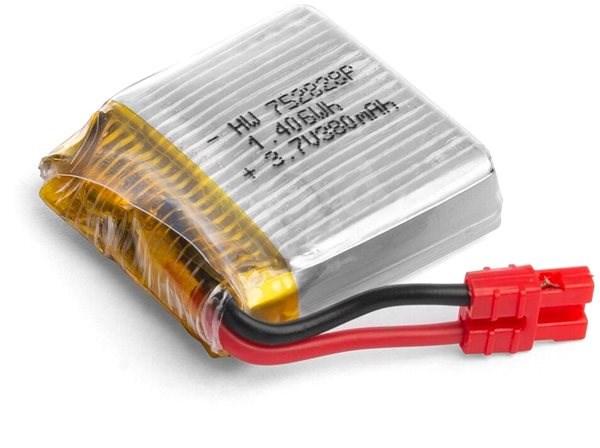 Akumulátor 3,7V 380mAh 21W - Náhradní baterie