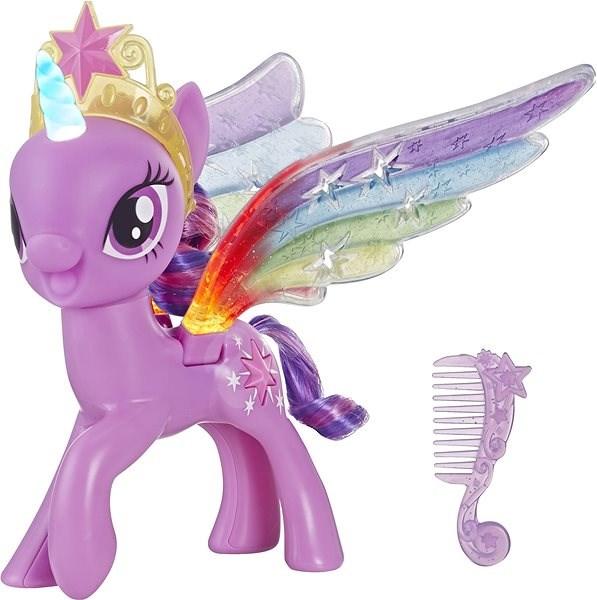 My Little Pony Twilight Sparkle s duhovými křídly - Figurka