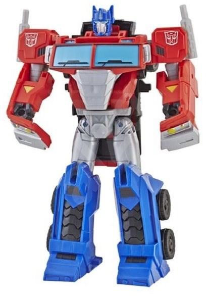 Transformers Cyberverse Ultra Optimus Prime - Figurka