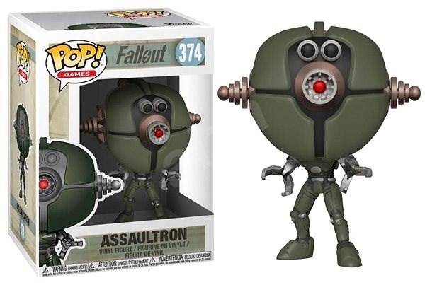 Funko Pop Games: Fallout S2 - Assaultron - Figurka