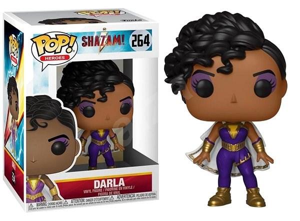 Funko Pop Heroes: Shazam! - Darla - Figurka