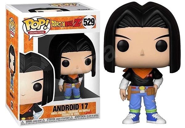 Funko Pop Animation: DBZ S5 - Android 17 - Figurka
