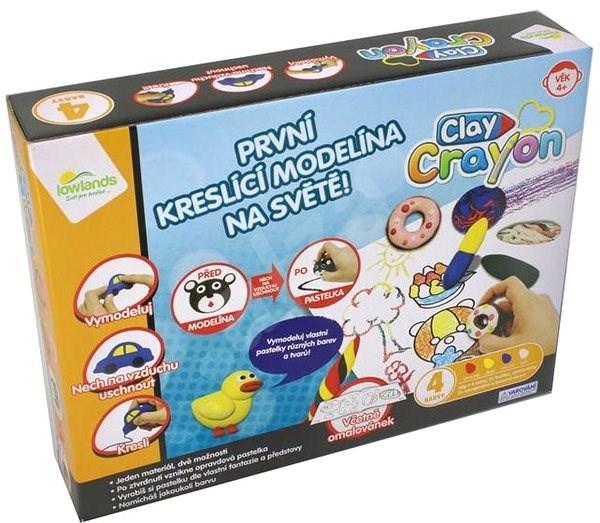 Clay Crayon - Modelovací hmota