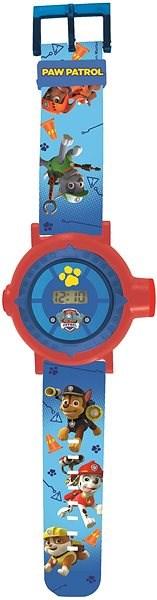 Lexibook Tlapková patrola Hodinky s projektorem - Dětské hodinky