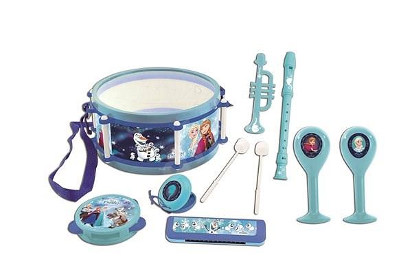Lexibook Frozen Hudební set - Hudební hračka