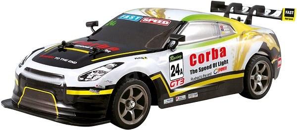 BRC 16.710 RC Drift car - RC auto na dálkové ovládání