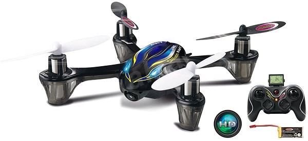 Jamara Camostro HD Drone Compass Flyback Turbo - Dron
