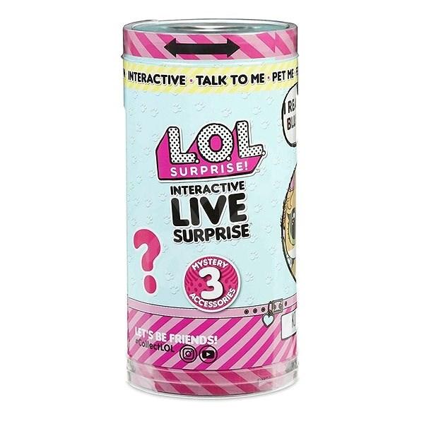L.O.L. Interaktivní zvířátka - Figurky
