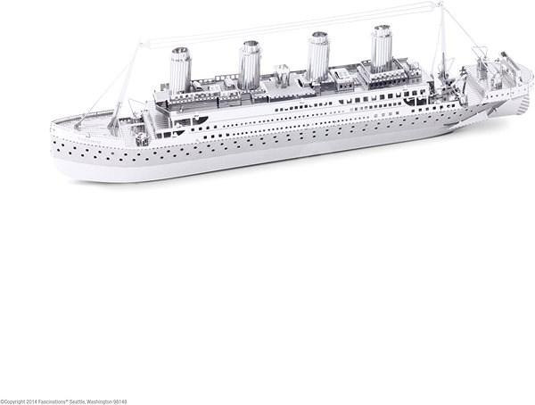 Metal Earth Titanic - Kovový model