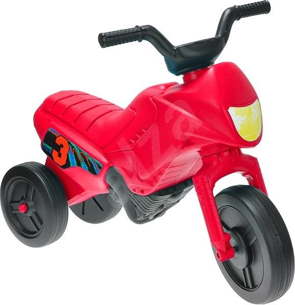 Enduro červené - Odrážedlo