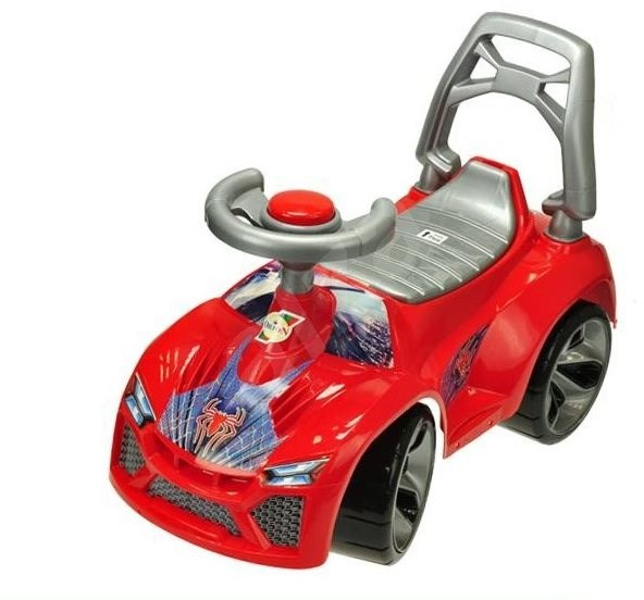 Auto červené - Odrážedlo