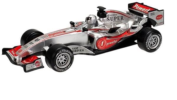 Formule stříbrná - Auto