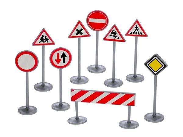 Sada dopravního značení - Herní set
