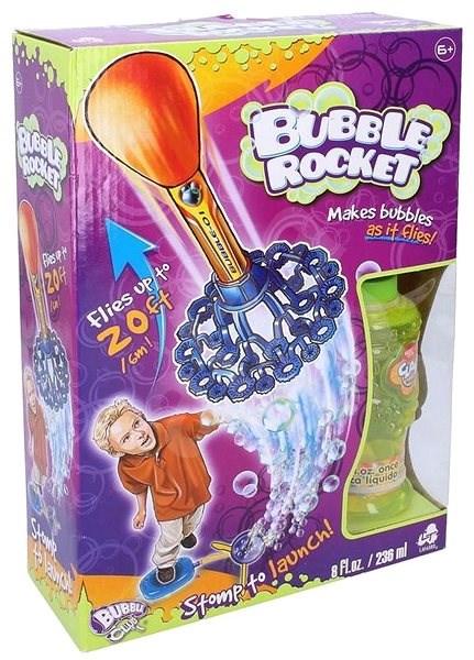 Bublifuk raketa 236 ml - Bublifuk