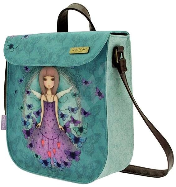Mirabelle Small Satchel - Butterfly - Taška přes rameno