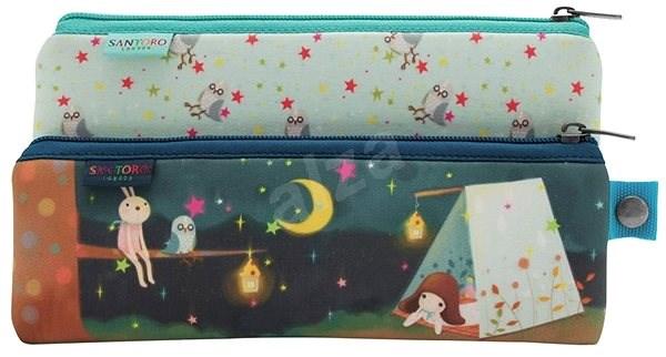 Kori Kumi Starry Night - Pouzdro do školy