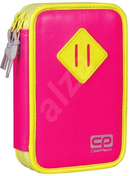 Coolpack Jumper - růžový - Penál