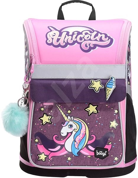 Školní aktovka Zippy Unicorn - Školní batoh