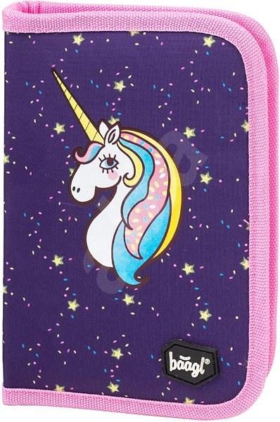 Školní penál klasik Unicorn - Penál
