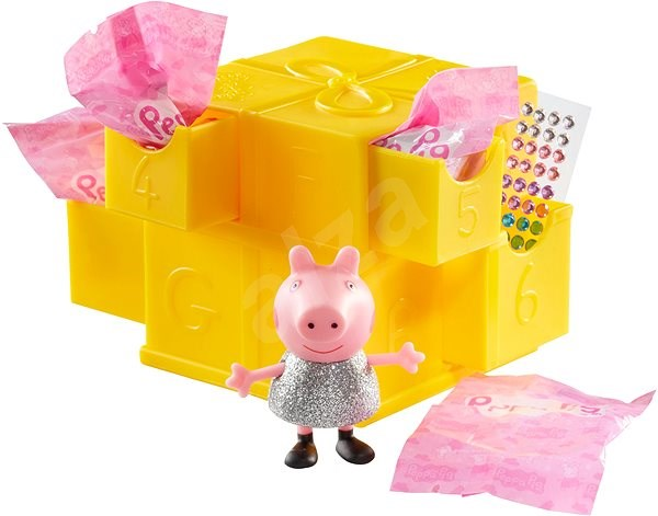 Peppa Pig Tajemné překvapení - Herní set