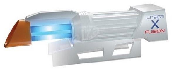 Laser-X Fusion muška, adaptér - Dětská zbraň