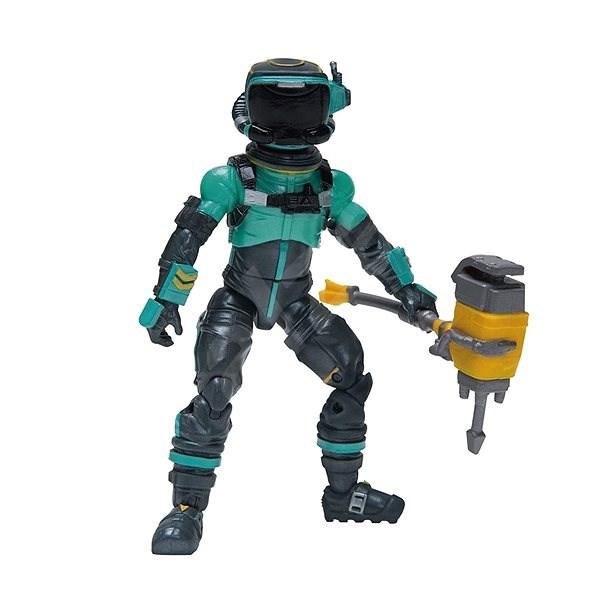 Fortnite Toxic Trooper - Figurka