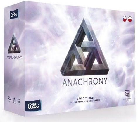 Anachrony - Společenská hra