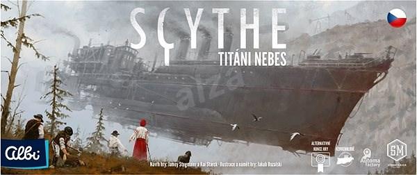 Scythe - Titáni nebes - Společenská hra