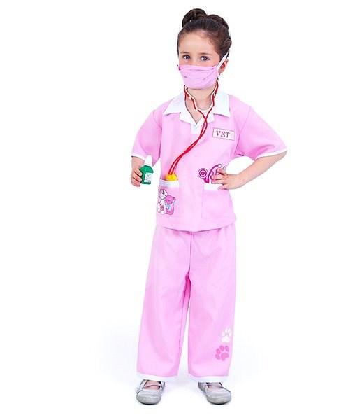 Rappa Veterinářka vel. S - Dětský kostým