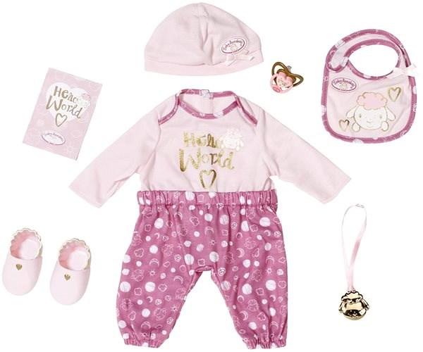 BABY Annabell Souprava pro miminko Deluxe - Doplněk pro panenky