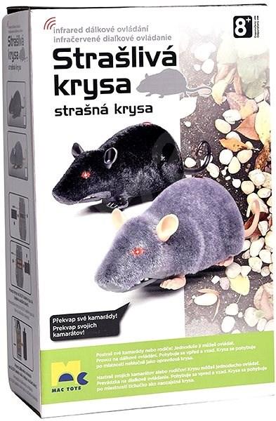 Krysa na ovládání - Interaktivní hračka