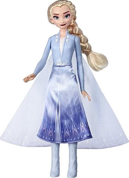 Frozen 2 Svítící Elsa - Figurka