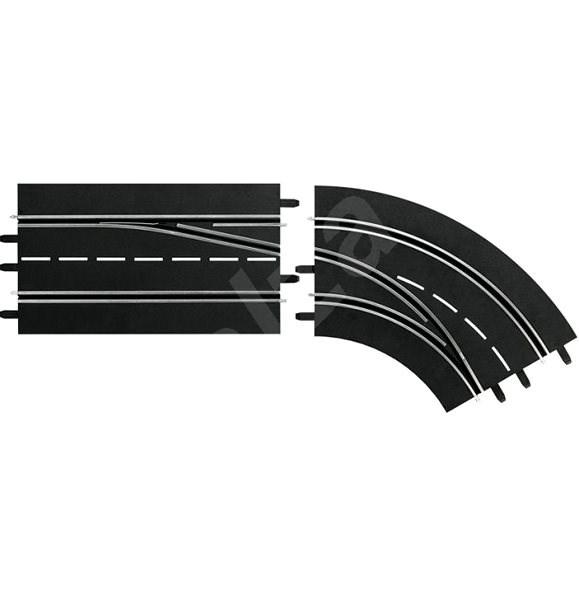 Carrera DIGITAL 132/124 - 30365 Předjíž.do zatáčky (P-vni) - Příslušenství pro autodráhu