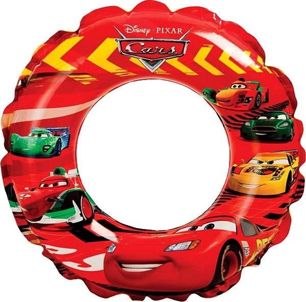 Kruh plovací Cars - Nafukovací hračka