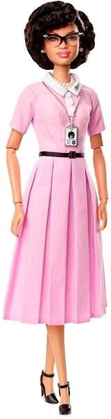 Barbie Světoznámé ženy Katherine Johnson - Panenka