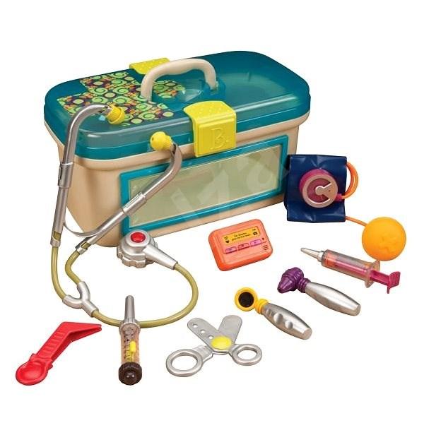 Kufřík Dr. Doctor - Herní set