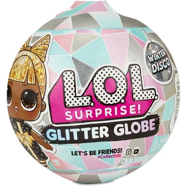 L.O.L. Surprise Zimní třpytková panenka Glitter Globe - Figurky