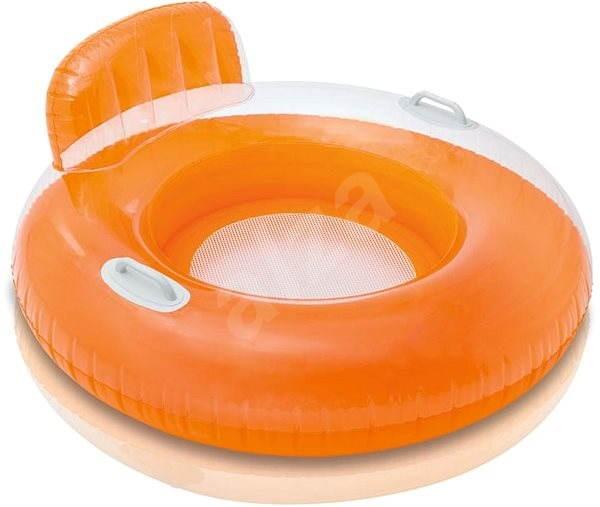 Lenoška kruhová plovací - Matrace